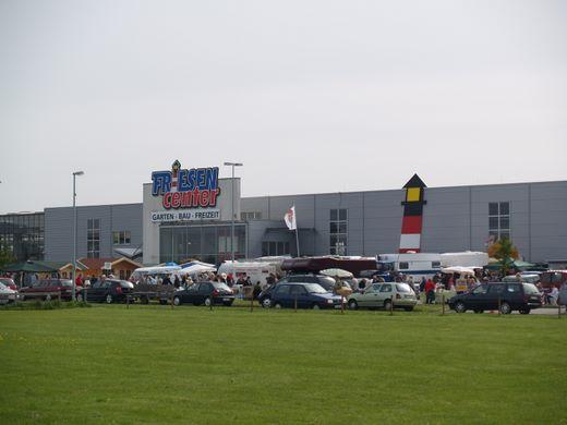 Flohmarkt beim Friesencenter 2009
