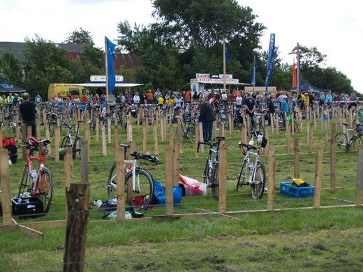 Fotogalerie Herrenkoog Triathlon 2009
