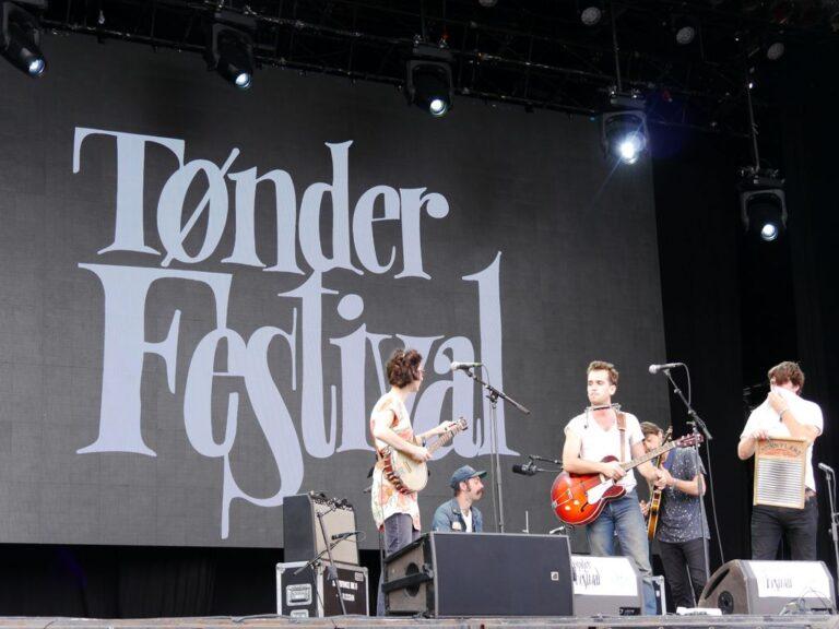 Tønder-Festival: Die Unterstützung übertraf alle Erwartungen