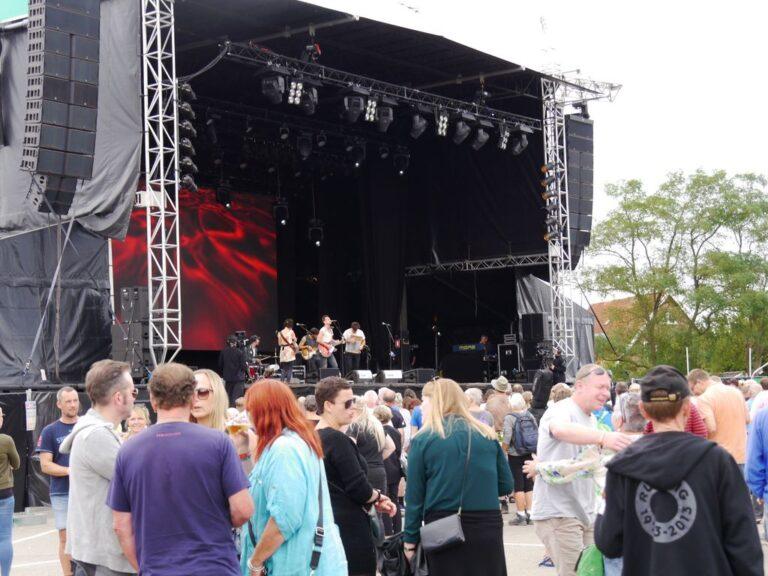 Kein Tønder Festival 2021 – dafür eine Reihe von Konzerten in der Schweizerhalle