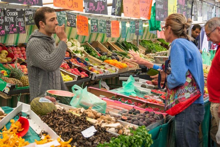 Regionalität als Kriterium beim Kauf von Nahrungsmitteln