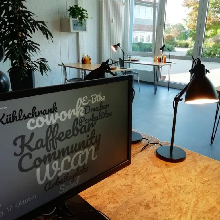 NIC Niebüll: Cowork-Büros laden zum Reinschnuppern und Mitmachen ein – Auch in St. Peter-Ording