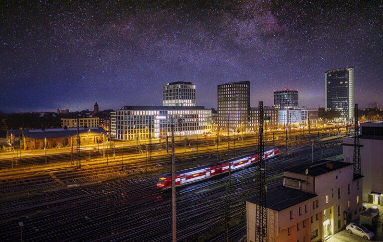 Warum es viele Menschen nach Mannheim zieht?